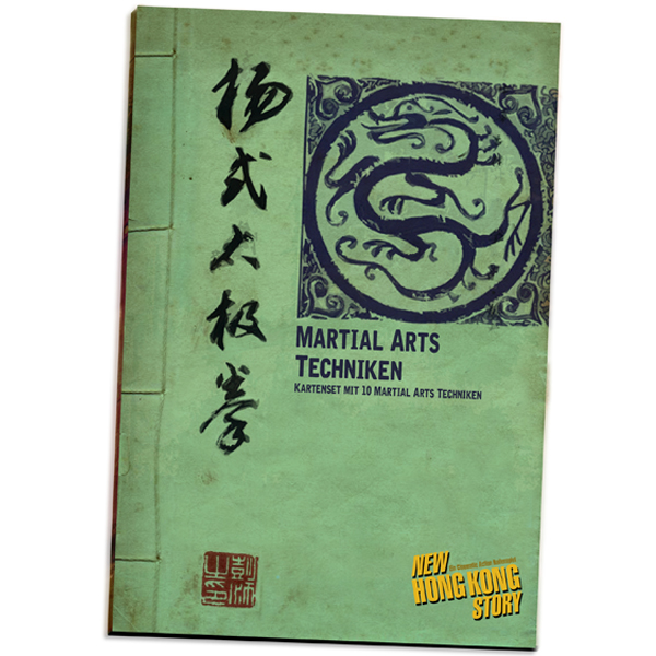 Martial-Arts-Kartenset image